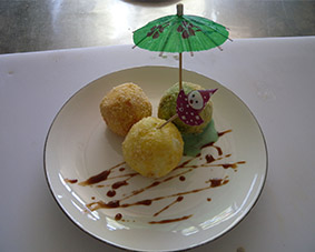 FRIED ICECREAM 150g.