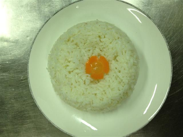 BOILED RICE 150g.
